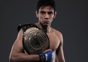 Former WEC Bantamweight Champion Miguel Torres