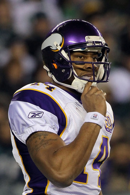 The Vikings are wondering if Joe Webb is the answer