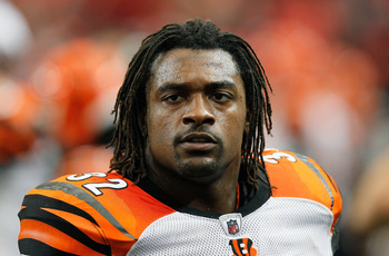 ATLANTA - OCTOBER 24:  Cedric Benson #32 of the Cincinnati Bengals against the Atlanta Falcons at Georgia Dome on October 24, 2010 in Atlanta, Georgia.  (Photo by Kevin C. Cox/Getty Images)