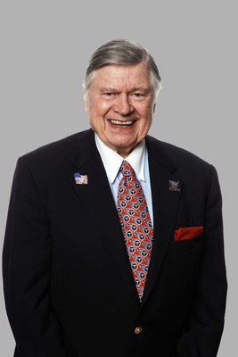 NASHVILLE, TN - 2008:  Bud Adams of the Tennessee Titans poses for his 2008 NFL headshot at photo day in Nashville, Tennessee.  (Photo by Getty Images)