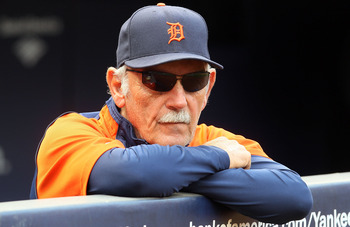 The Serious one.  Jim Leyland is a no nonsense guy, who puts team chemistry, and hustle above all else.