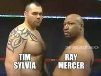 Tim Sylvia vs. Ray Mercer