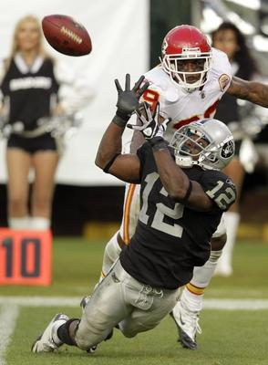 Jacoby Ford had a mini breakout, but under Saunders he could make the Pro Bowl!