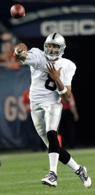 Jason Campbell may be the biggest beneficiary of the Raiders' new look offense.