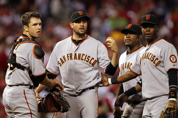 San Francisco Giants, MLB