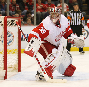 What are the chances of Jimmy Howard ending up in South Florida at the trade deadline?
