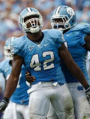 DE/OLB North Carolina Robert Quinn