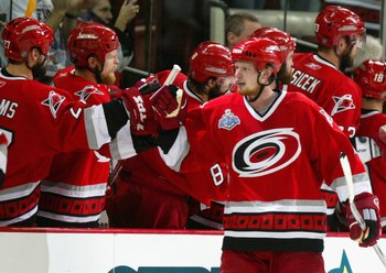 Carolina Hurricanes, NHL