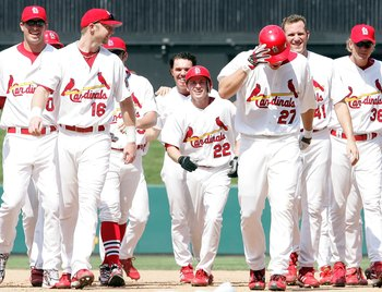 St. Louis Cardinals, MLB