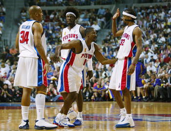 Detroit Pistons, NBA