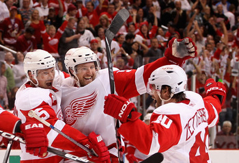 Detroit Red Wings, NHL