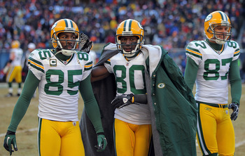 James Jones wasn't paying attention for the picture, what do you know?