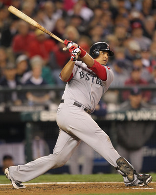 Victor Martinez would still be a star for the Indians.