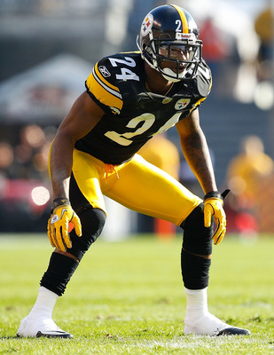 Veteran Ike Taylor is set to become an unrestricted free agent after the Super Bowl.