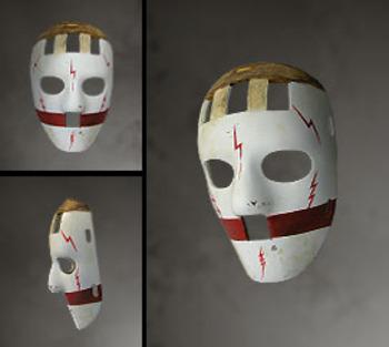 вратарская маска