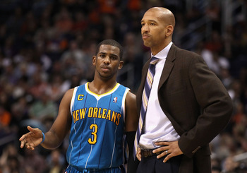 Monty Williams could look for an athletic center in this years draft.