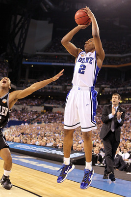 Nolan Smith is Duke's most reliable scorer.