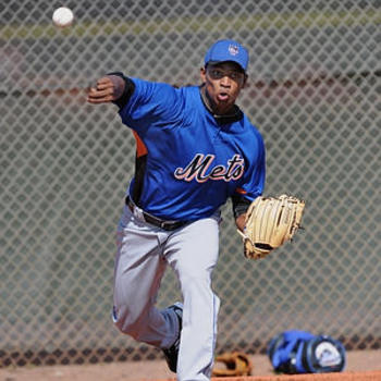 Jenrry Mejia Tabbed To Start Spring Opener