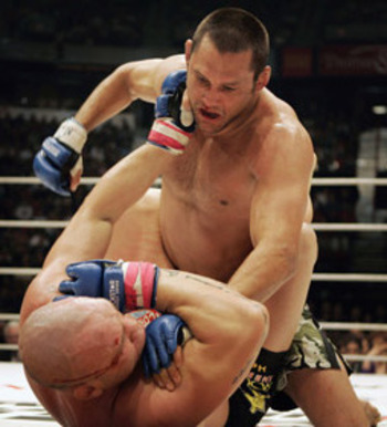 """Hollywood"" Dan Henderson"