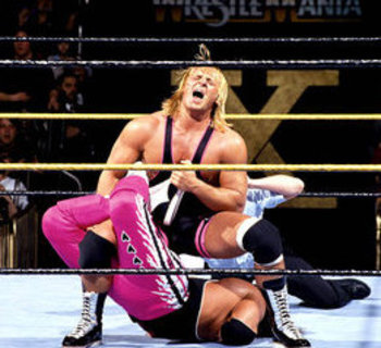 The Hart Brothers engaged in a classic encounter at WrestleMania X, and redefined the concept of the opening match.
