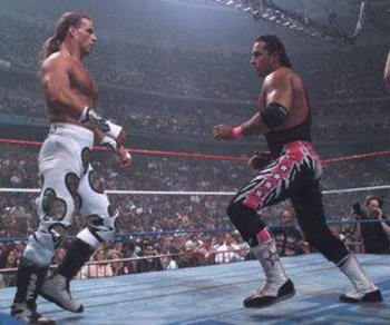 "There was a time when Bret ""Hitman"" Hart's match with HBK stood as one of the all-time great encounters. Fifteen years later, it's still a revolutionary match."