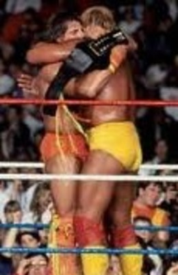"The ""Title for Title"" match between Hulk Hogan and the Ultimate Warrior was the perfect end to the 1980s ""Golden Age"" in professional wrestling. The match is still remembered fondly today by wrestling fans who grew up idolizing wrestlers in the age of Hulkamania."
