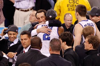 Coach K, Nolan Smith, and the rest of the Devils have as good a chance of any to leave Houston as champion.