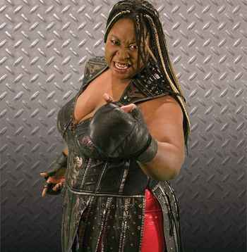 Suspect Number 6: Awesome Kong