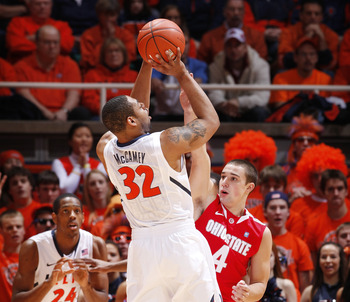 Can Aaron Craft continue to frustrate Demetri McCamey?