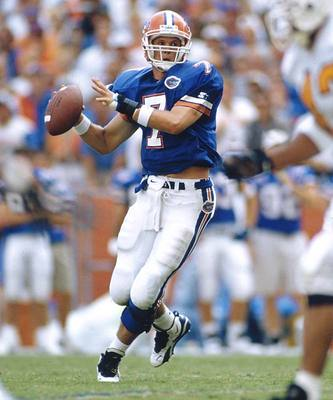 Danny Wuerffel, Brought the Florida program back from the swamps