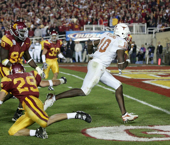 Vince Young, Texas loved him, but not a Titan favorite.
