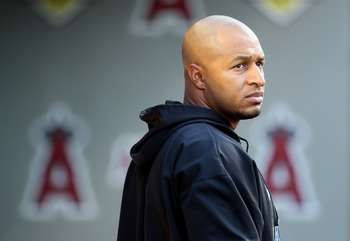 All-star Vernon Wells will make a new home in the USA this year