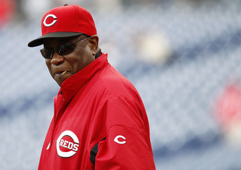 Ol' Dusty will look to bring his Reds deeper into the playoffs this year