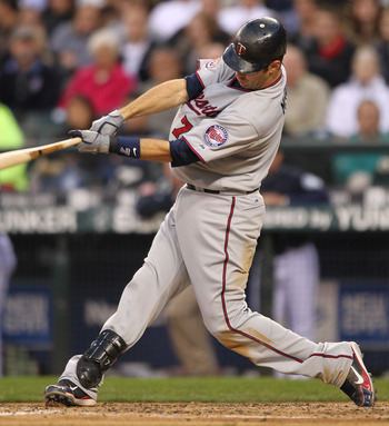 Joe Mauer was rewarded for being one of the best catchers in baseball with an uncharacteristically huge contract.