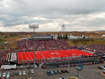 Roos Field (Photo: Eastern Washington University)
