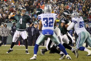 The most popular QB this offseason will be Kevin Kolb, the Philadelphia Eagle's back up.