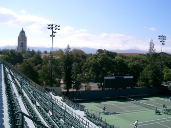 Taube Tennis Center (Photo: marcofoelz -- http://sports.webshots.com)