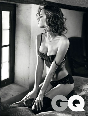 Taken from GQ Photo Shoot