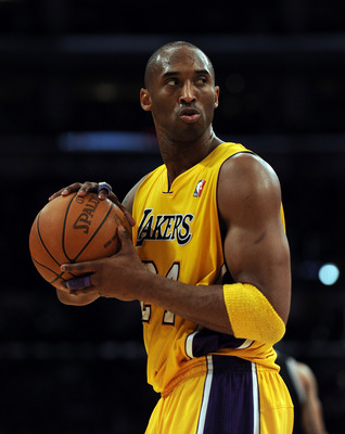 Anyone else think that Kobe is starting to look geriatric?