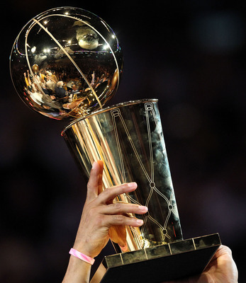 The Bulls are going to win a bunch of Larry O'Brien Trophies in the near future.