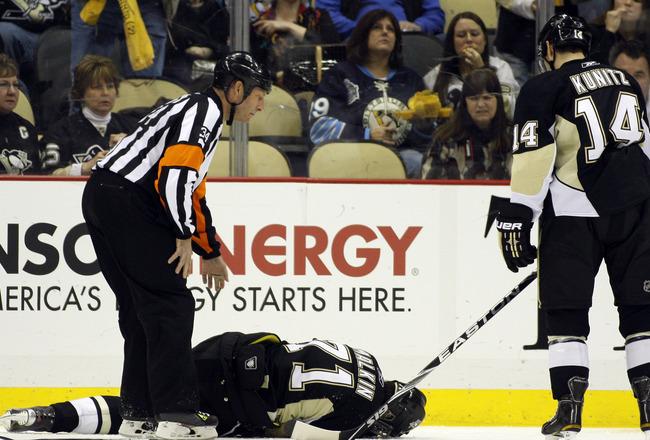 Concussions in sport