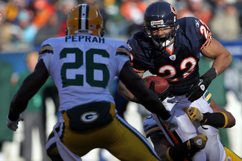 Matt Forte with another small gain