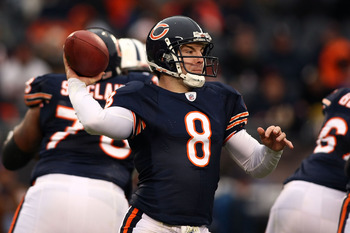 Rex Grossman surprised he's in a game