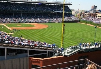 "The ""Friendly Confines"" takes the top spot amongst the baseball stadiums, because the stadium itself is practically more identifiable than the team that plays there!"