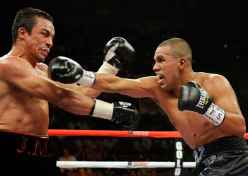 Juan Manuel Marquez vs. Juan Diaz