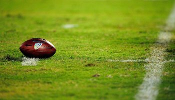 ORLANDO, FL - OCTOBER 22:  A ball on the field during the game between the California Redwoods and the Florida Tuskers at the Florida Citrus Bowl on October 22, 2009 in Orlando, Florida.  (Photo by Sam Greenwood/Getty Images)
