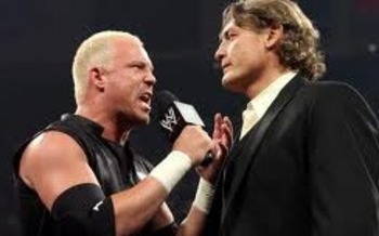 Mr. Kennedy Confronts William Regal