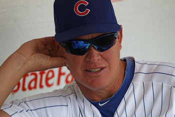 Manager Mike Quade has a tough decision to make about who should lead-off for the Cubs in 2011.
