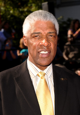 LOS ANGELES, CA - JULY 14:  Julius Erving arrives at the 2010 ESPY Awards at Nokia Theatre L.A. Live on July 14, 2010 in Los Angeles, California.  (Photo by Jason Merritt/Getty Images)