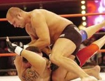 Fedor Emelianenko's destruction of Tim Sylvia